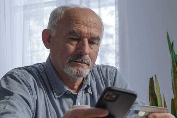 Půjčka pro důchodce